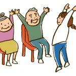 立ち上がれない原因(体のメカニズム)と改善の運動