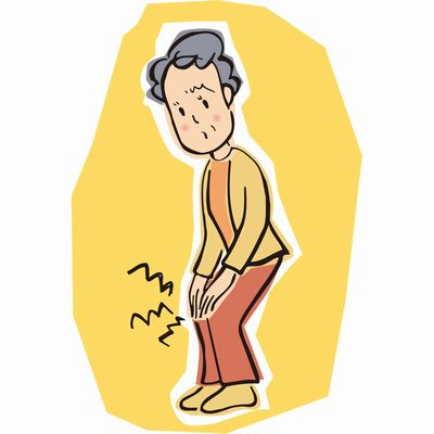 加齢による膝の痛み【原因編】 ~変形性膝関節症の場合~
