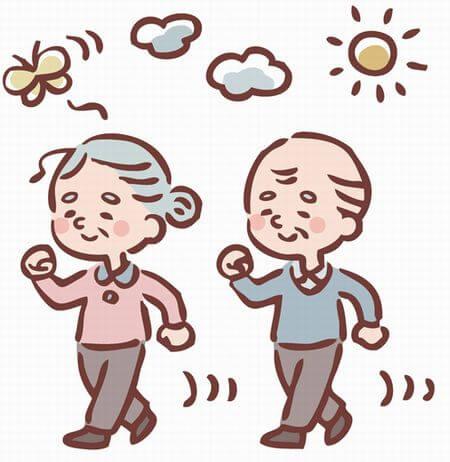 加齢による膝の痛み【運動編】 ~変形性膝関節症の場合~